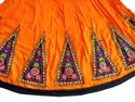 Kutch Embroidered Navratri Chaniya Choli - Dandiya Dance Costume