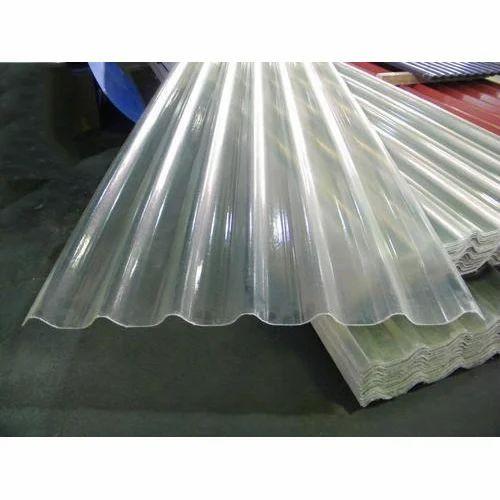 Multicolor Profile Sheet Rs 250 Meter Sib Polymers Id