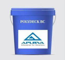 BC Polydeck Polyurethane Resin