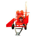 Concrete Mixer Machine With Mobile Hoist
