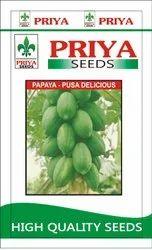 Papaya Pusa Delicious, Pack Size: 10 Gm