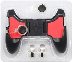 5 in 1 Mobile Gamepad Trigger for PUBG (Android/iOS) Gaming Accessory Kit