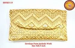 Envelope Purse Jardoshi Work