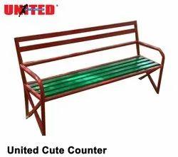 Cute Bench - Garden Furniture