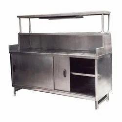 SS Pickup Counter