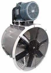 Axial Flow Fans Duct Fans Manufacturer From Greater Noida