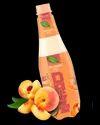 Fruit Jump Sugar Peach Drizz Fizz, Packaging Type: Bottle
