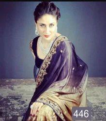 Ethnic Designer Party Wear Saree