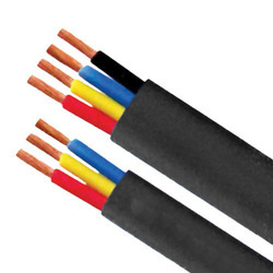 4 Core PVC Svarn Flat Submersible Cables