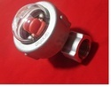 Dome Rotary Paddle Wheel Sight Glass