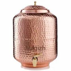 5 Liter Copper Water Tank
