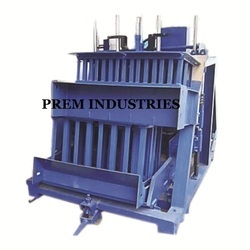 Cement Bricks And Block Making Machine