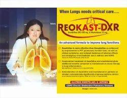 Montelukast 10 mg & Doxophylline 400 mg (Sustained Release)