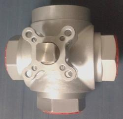 SS Multiport Ball Valves