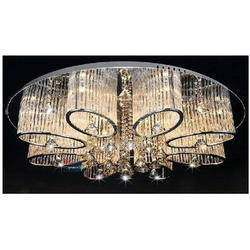 Cool White Fancy Ceiling Chandelier, 220 - 240 V