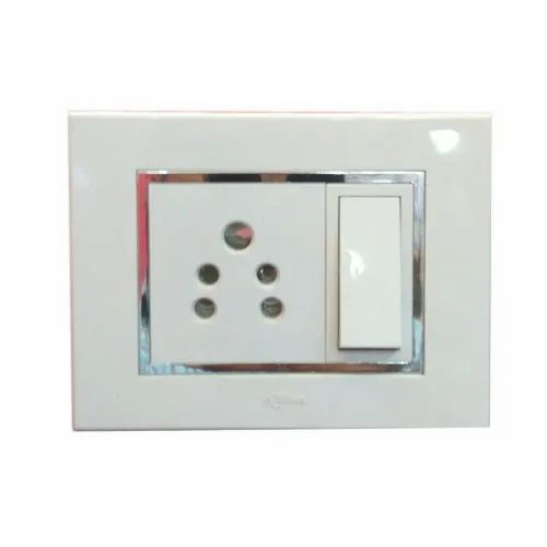 Million Electrical Combined Switch Socket