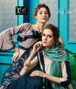 Kessi Kailee Chinese Georgette Saree Catalog Collection