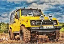 Terremoto JK Jeep Wrangler