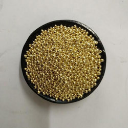 Yellow Gold CHR Alloy