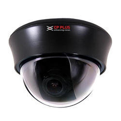 CP Plus Analog Black Dome Camera