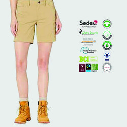 Oeko Tex Certified Ladies Shorts