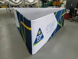 Sky Tube Triangle Hanging Banner