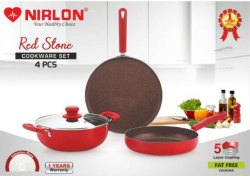 Red Stone Gift Set