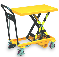 Die Loader Manual Lift Tables