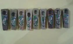 Pipes Soapstone Work Handicraft Smoking