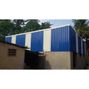 Commercial Canteen Roofing Shed