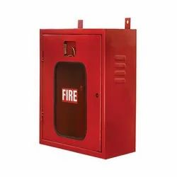 Fire Single Door Hose Box
