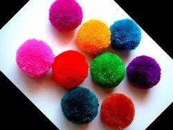 Acrylic Pom Pum Ball