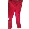 Cotton Chikan Ladies Pants