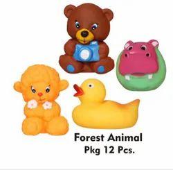 Annie PVC Forest Animal Toys