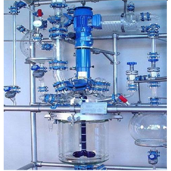 GLR Glass Distillation Unit