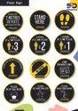 Covid-19 Safety Posters And Signage Hindi And English