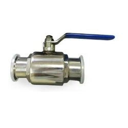 SS Sanitary Clamped Ball Valves