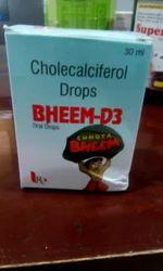 Colicalciferol Drops