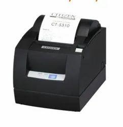 Black Retsol RTP80 - Thermal Receipt Printer, Rs 6500 /piece