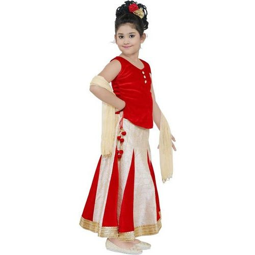 83ec428ff4 Cotton Stylo Kids Kids Lehenga, Rs 229 /piece, Kids Plus | ID ...