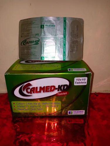 Calmed Kd Tablets 10x10