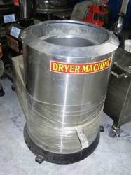 Potato Chips Dryer Machine