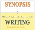 PhD Synopsis Writing Services Consultancy Service Provider