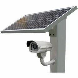 3G Surveillance Camera With Solar System