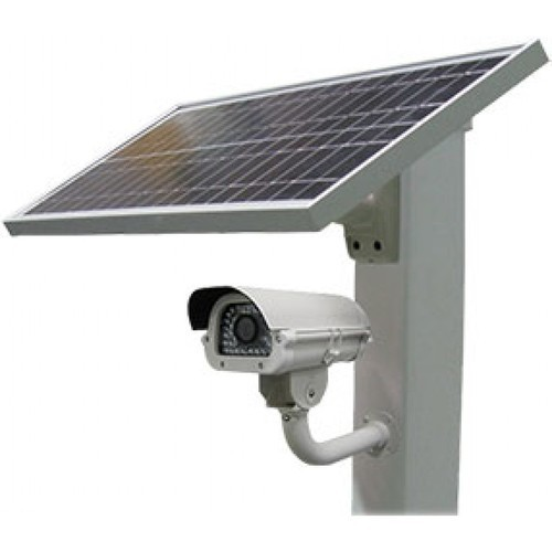 Solar Products 3g Surveillance Camera With Solar System