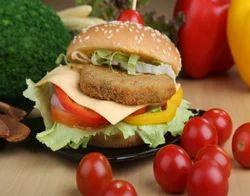 Aloo Tikki -Veg Burger Patty