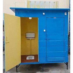 Urinal Plus Toilet