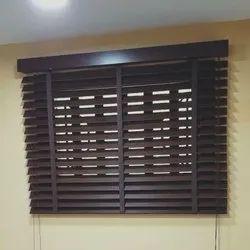 Office Window PVC Blinds