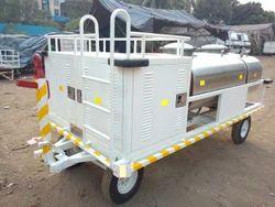 Air Craft Washing Unit
