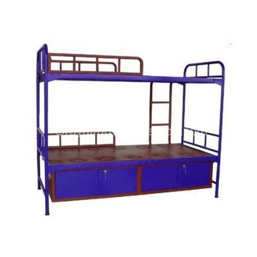Standard Steel Double Bunk Bed Rs 17500 Set V M A Industry Id